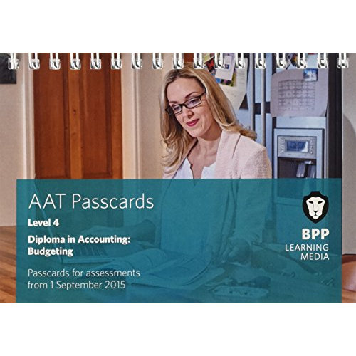 AAT Budgeting: Passcards
