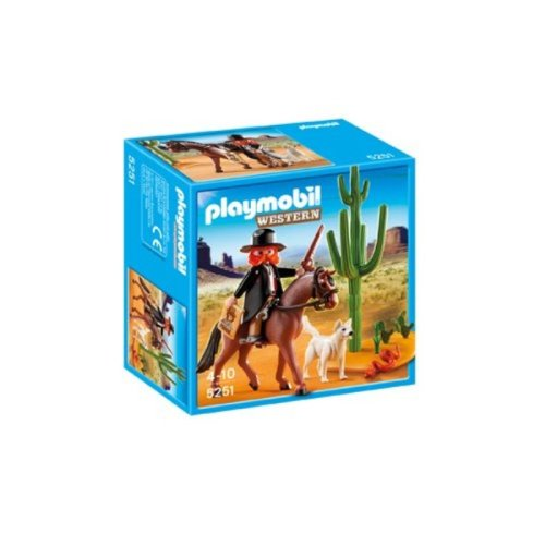 PLAYMOBIL Sheriff with Horse