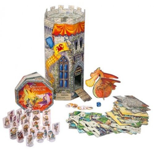 The Enchanted Castle Adventure Play Set