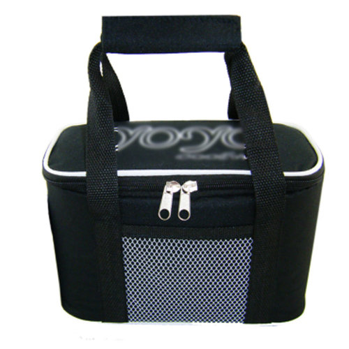 Outdoor Picnic Bag  Large Soft Cooler Insulated Picnic Lunch  Bag for Grocery, Camping, Car, #L