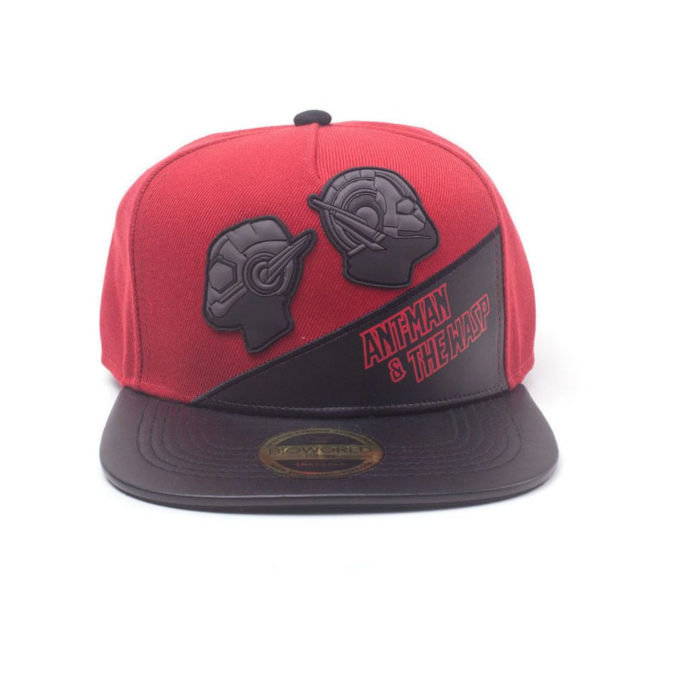 timeless design 884e5 de468 MARVEL COMICS Ant-man   The Wasp Rubber Patch Snapback Baseball Cap,  Multi-colour (SB532055ANW) (New) on OnBuy