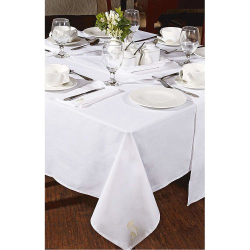 Set of 4 Luxury Napkins & Tablecloth