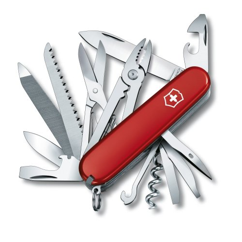 Victorinox Handyman 24 Features Swiss Army Knife. New