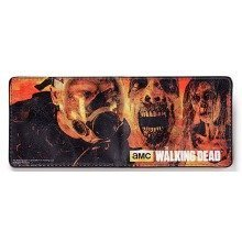 Amc's the Walking Dead Gas Mask Zombie Wallet