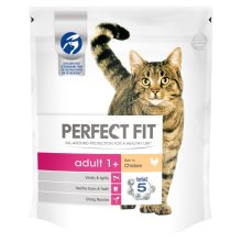 Perfect Fit Cat Complete Adult Chicken 750g (Pack of 3)
