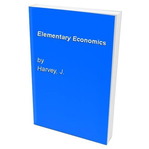 Elementary Economics