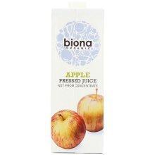 Biona Apple Juice -pressed - Organic Tetra Pak 1000ml