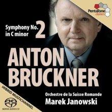 MAREK JANOWSKI; OSR - BRUCKNER: SYMPHONY NR. 2  - CD