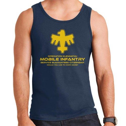 Operation Klendathu Starship Troopers Men's Vest