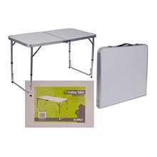 Summit Folding Camping Table 120x60cm -