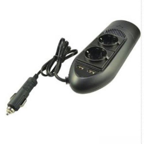 Duracell DRINV15-EU Indoor 175W Black power adapter/inverter