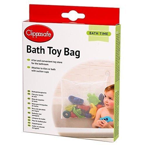 Clippasafe Bath Net Toy Bag -  toy bath clippasafe bag storage baby net new