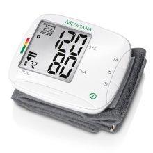 Medisana Wrist Blood Pressure Monitor BW 333 White 51075