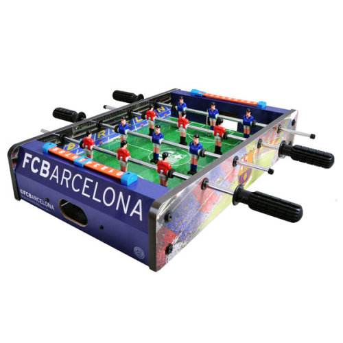 F.c. Barcelona 20 Inch Football Table Game Official Merchandise - Fc Top New -  football table game barcelona fc 20 inch official top new merchandise
