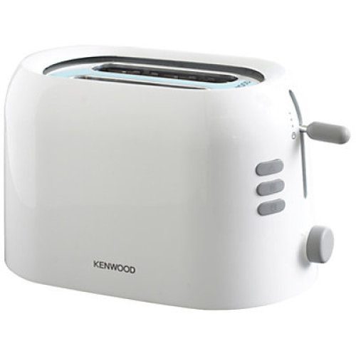 Kenwood TTP200 True 2 Slot Toaster, White