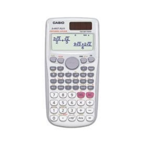 Casio FX-85GT Plus Scientific Calculator White