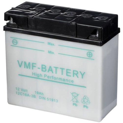 VMF Powersport Battery 12 V 19 Ah 12C16A-3B