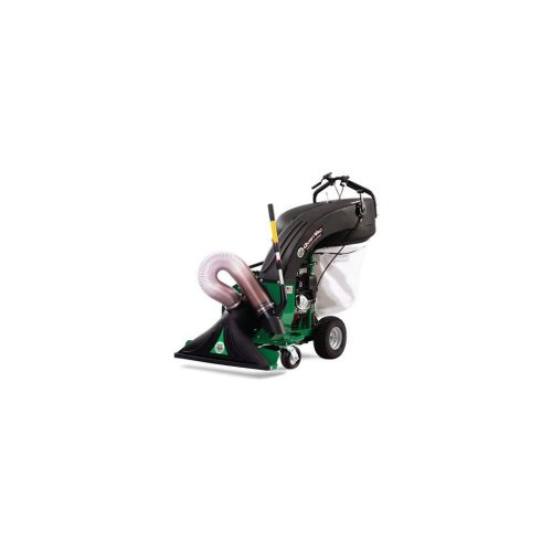 "Billy Goat Qv Vacuum - 9 Hp Honda 33"" Sp Hydro Drive W/ Low Dust Tech"