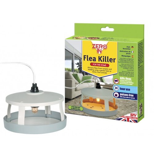 Flea Killer Lamp - Zero Stv Trap Fleas Free Traps Dog Poison -  flea killer zero stv trap fleas free traps dog poison