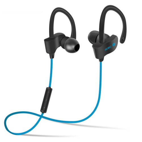 S4 exercise wireless Bluetooth headset double ear type