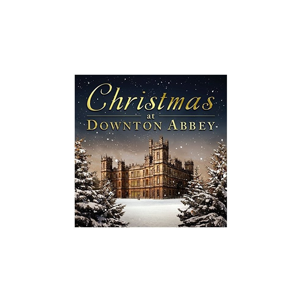 Christmas at Downton Abbey - Christmas at Downton Abbey [CD] on OnBuy