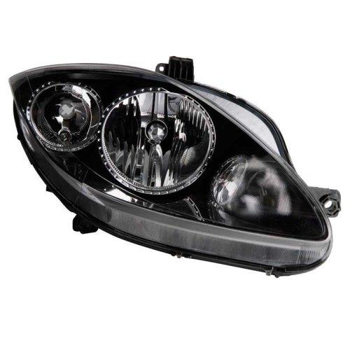 Seat Leon Mk2 9/2005-7/2007 Headlight Headlamp Drivers Side O/s