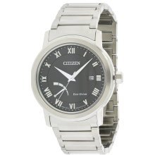 Citizen Eco-Drive Stainless Steel Mens Watch AW7020-51E