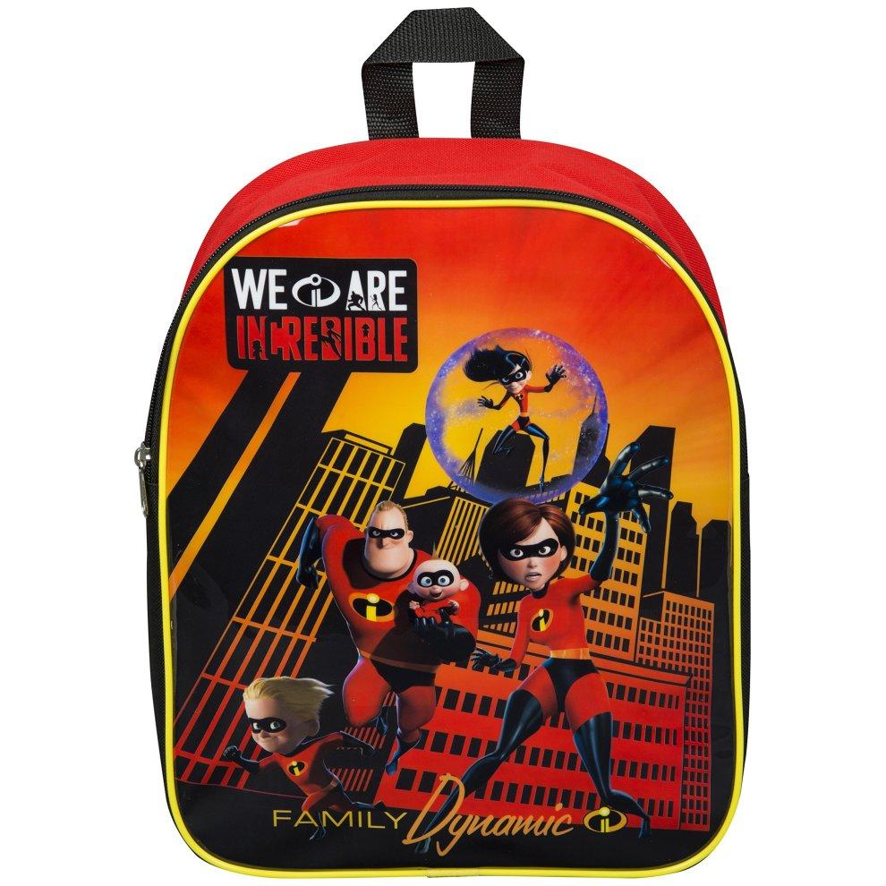 6a54084e7ba Incredibles 2 School Bag for Boys Rucksack Kids Film Merchandise Toddler  Backpack Disney Movies on OnBuy