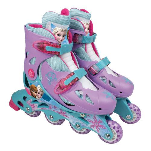 DISNEY Frozen Inline Roller Skates 34-37)