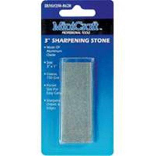 Mintcraft 5171533 Pocket Aluminum Oxide Sharpening Stone 3 In.