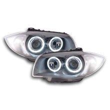 Daylight headlight  BMW serie 1 E81/E87, grey