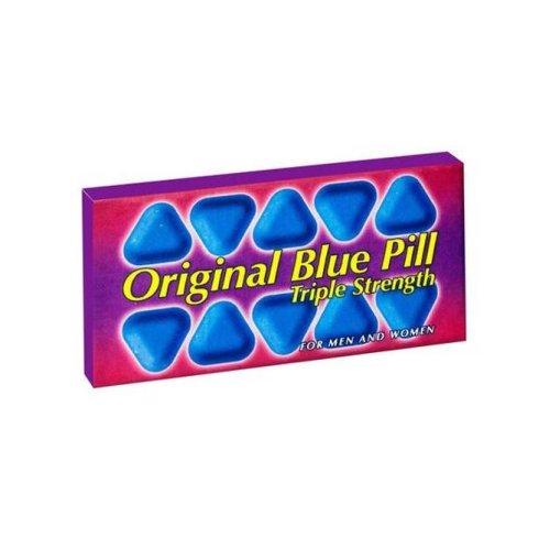10pk Original Blue Pill | Male Sexual Performance Enhancer
