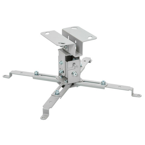 Universal projector ceiling mount up to 15kg - grey