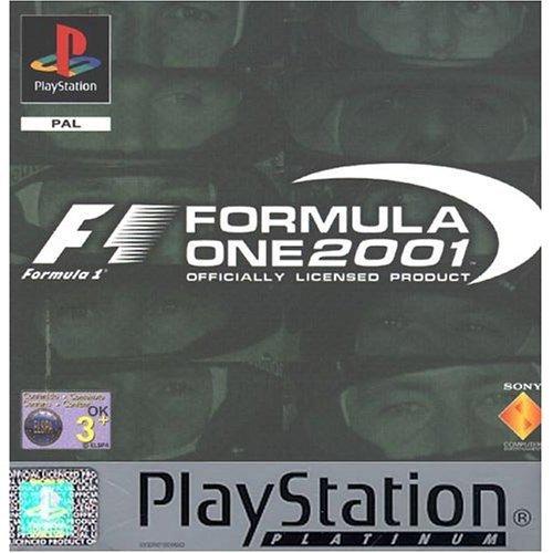 Formula 1 2001 Platinum