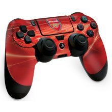 Arsenal Ps4 Controller Skin - Official Playstation Football Fc Sticker Club New -  arsenal controller official ps4 skin playstation football fc