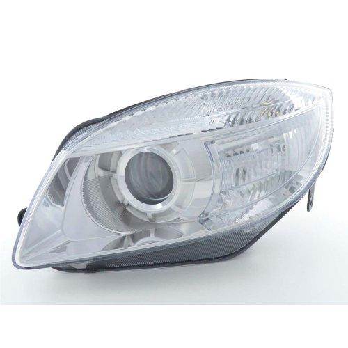 Skoda Fabia Mk2 2007-8/2010 Headlight Headlamp Passenger Side Left