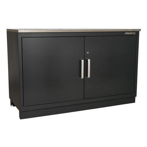 Sealey APMS02 Modular Floor Cabinet 2 Door 1550mm Heavy-Duty