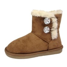 Fur Lined Snugg Fashion Boots