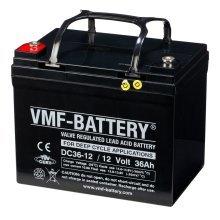 VMF AGM Deep Cycle Battery 12 V 36 Ah DC36-12