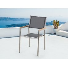 Outdoor Dining Chair -  Textile - GROSSETO