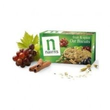 Nairns - Fruit & Spice Oaty Biscuit 200g