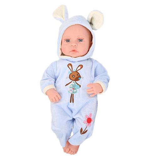 Lifelike Realistic Baby Doll/ Soft Body Play Doll/ High Quality Doll   B