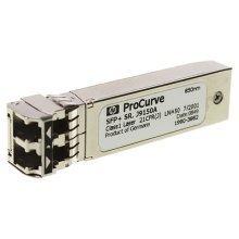 Hewlett Packard Enterprise X132 10G SFP+ LC SR 10000Mbit/s SFP+ 850nm Multi-mode network transceiver module