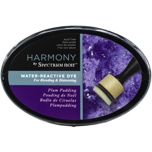 Spectrum Noir Harmony Water Reactive Ink Pad-Plum Pudding